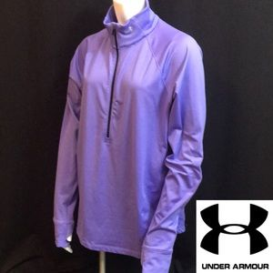 Under Armor Purple Pullover